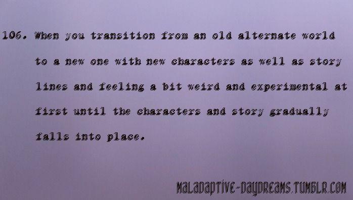 Maladaptive Daydreams: Photo