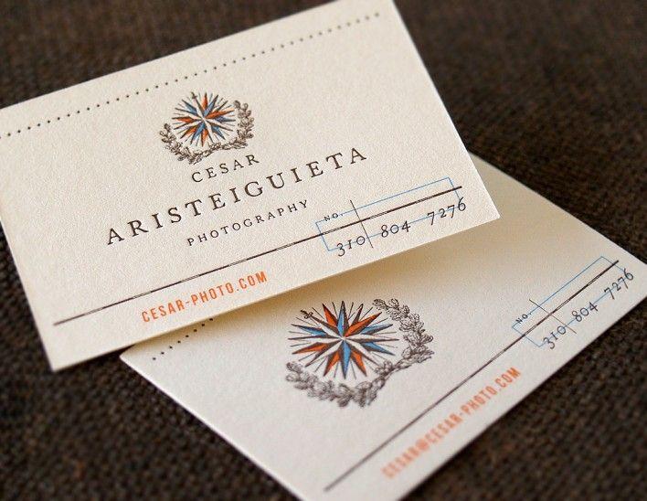 business cards | aristeguieta