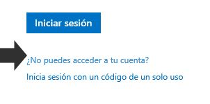 Como cambiar contraseña Hotmail Outlook Mail