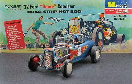 Vintage Model Car 60