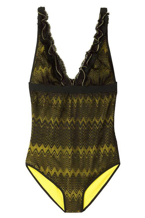 MISSONI MARE MISSONI MARE SWIMSUIT. #missonimare #cloth #swimsuits
