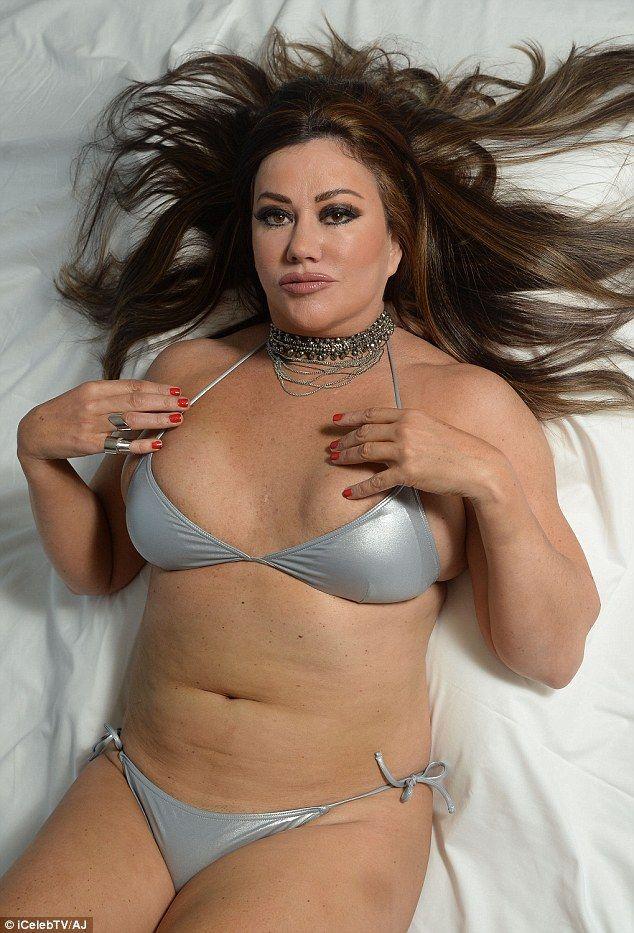 Lisa Appleton goes nude in sizzling shoot   Cameras