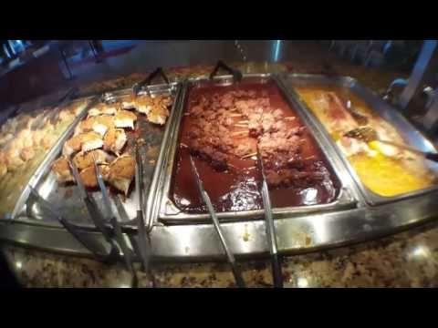 Hibachi Grill - ресторан типа шведский стол. Все включено!