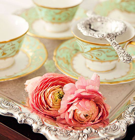 Great Gatherings: Afternoon Tea