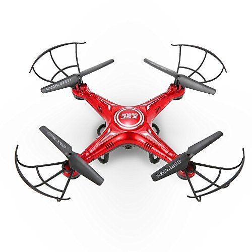 GoolRC X5C Drone con Cámara HD 2.4GHz 4 Canales 6 Ejes GyroRC Quadcopter con Funciones de Vuelta una-tecla Modo sin Cabeza 360 ° eversión - http://www.midronepro.com/producto/goolrc-x5c-drone-con-camara-hd-2-4ghz-4-canales-6-ejes-gyro-rc-quadcopter-con-funciones-de-vuelta-una-tecla-modo-sin-cabeza-360-eversion/