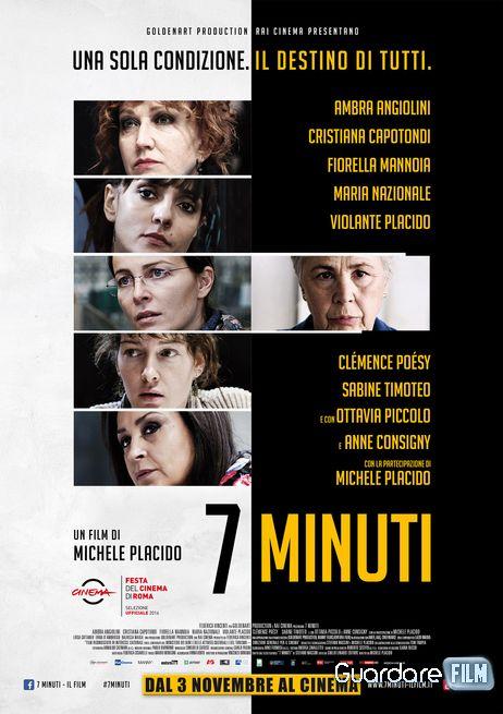 7 minuti Streaming (2016) HD/ITA Gratis | Guardarefilm: http://www.guardarefilm.me/streaming-film/9714-7-minuti-2016.html
