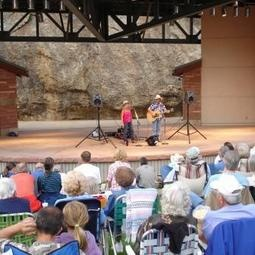 From Late June To Mid August, Wednesday And Thursday Evenings Come Alive  With The · Mountain SunsetLawn ChairsSound ...