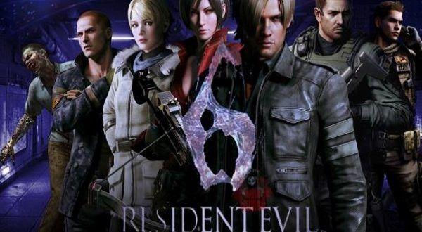 Download Resident Evil 6 Free Pc Game Full Version Resident Evil