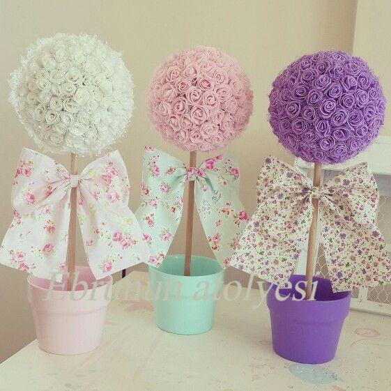Top çiçekler