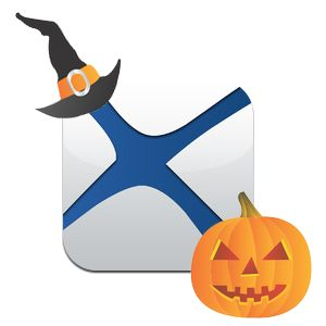 Ako vyťažiť maximum z web stránky počas Halloween-u? Prispôsobte webdizajn web stránky alebo eshopu halloweenskej tématike.