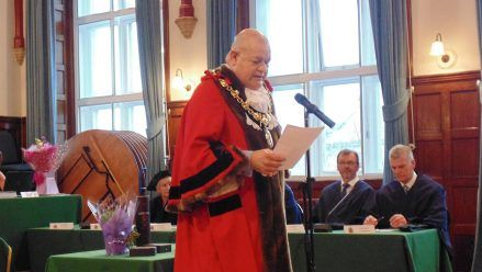 New+Calne+Town+Mayor+Councillor+Tom+Rounds+Elected+-+At+the+Annual+Mayor+Making+of+Calne+Town+Council,+held+in+Calne+Town+Hall+on+Monday+9th+May+2016,+Councillor+Tom+Rounds+was+elected+Town+Mayor+for+the+ensuing+year.++His+wife,+Rachel+is+his+Mayoress.