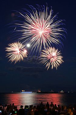 It's that time of year again when Fireworks appear everywhere in the Cape Cod skies!  In anticipation of the upcoming Celebrations we have compiled in one spot all the local fireworks for all you Cape Cod Moms and Dads!  Where will you be watching this year?