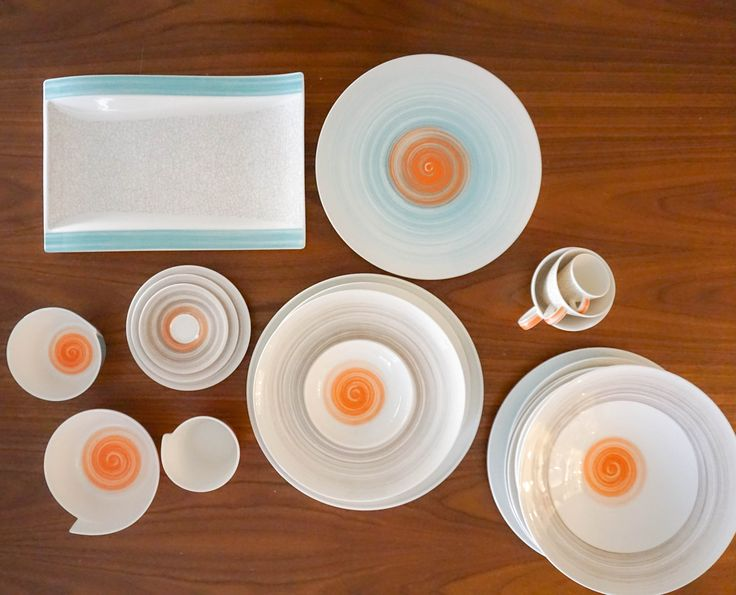 The Amarah Plateware Collection From Villeroy And Boch Highlights Nature  Inspired Design Elements And Soft Colors