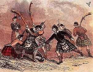 Pancha Puertas, # 7, marcianita de Chile: El hockey en la antiguedad ( origenes )