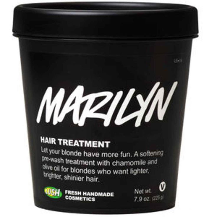 Reviews of Lush products, including Angels on Bare Skin, Marilyn Hair Treatment, Mask of Magnaminty, and Honey I Washed My Hair.