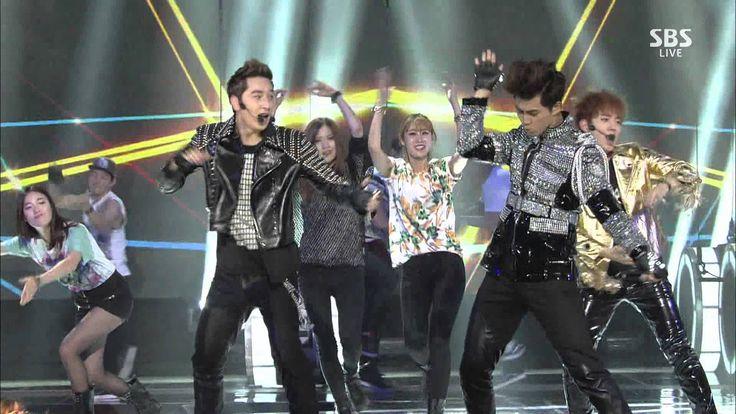 "2PM ""미친거 아니야?(GO CRAZY!)"" Stage @ SBS 2014 Gayo Daejeon 2014.12.21"