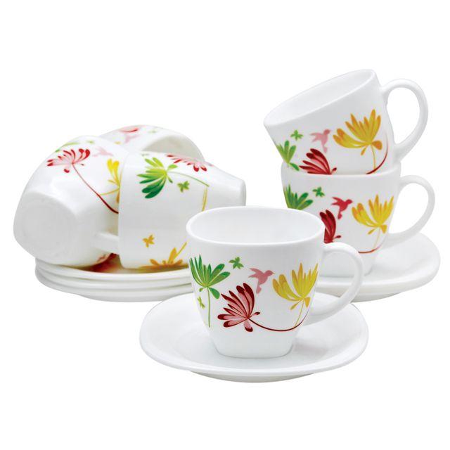 Чайный сервиз CRAZY FLOWER  0,22л. ОАЭ