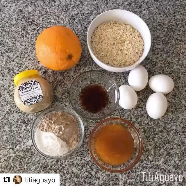 """Brownie de Naranja   Ingredientes: 1. Una taza y media de…"""""""