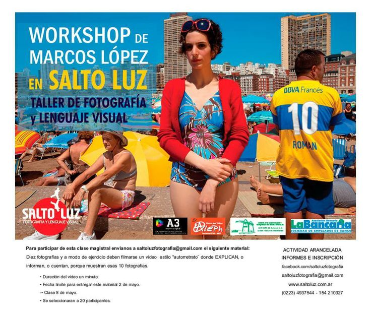 Workshop de Marcos Lopez - Mayo 2014