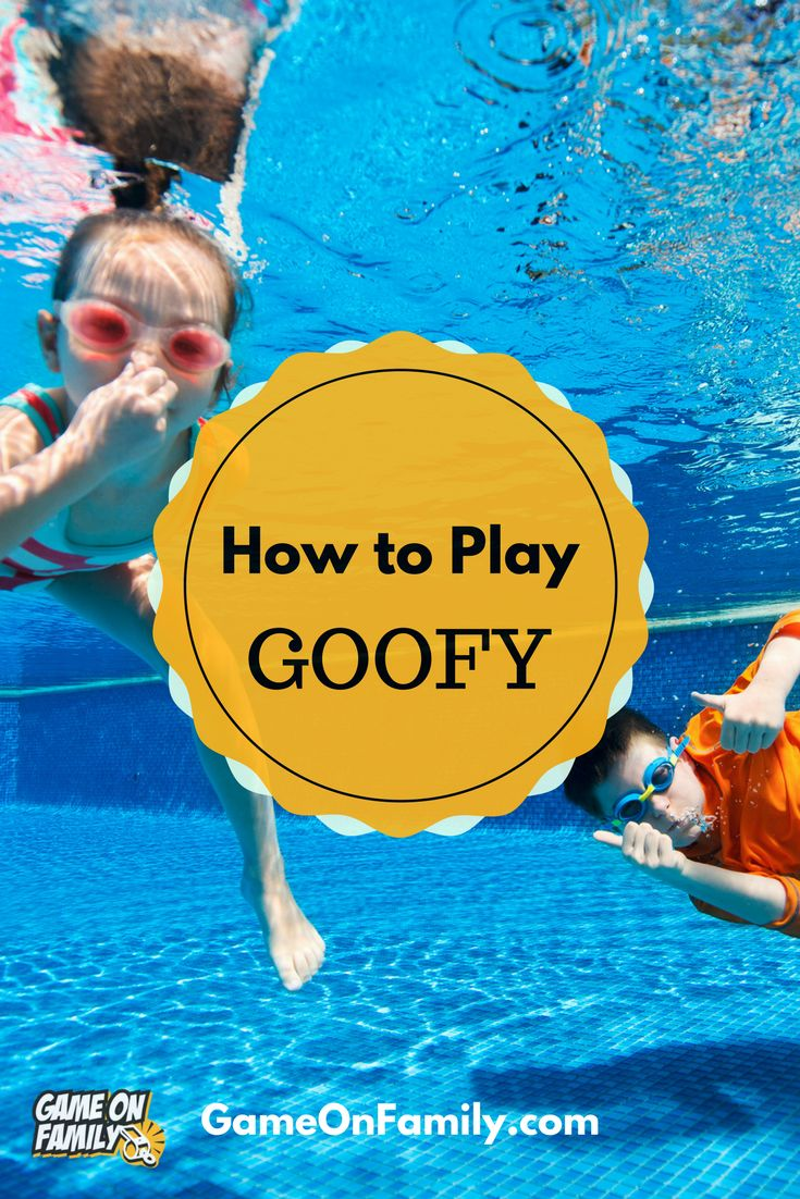 How to Play Goofy