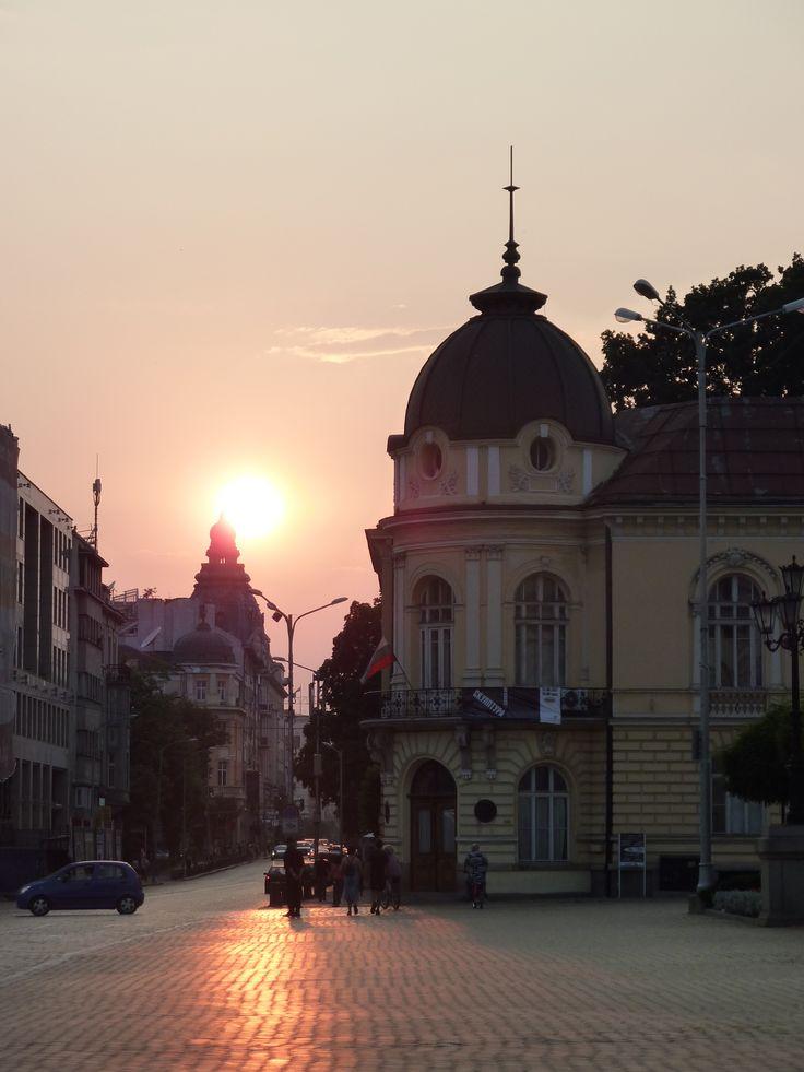 Sofia, Bulgaria - leaving for here tomorrow night! <3
