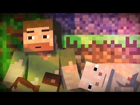"♪ ""Apex"" - A Minecraft Original Music Video! They showed this on the day before Jason posted it at the Team Crafted Event!"