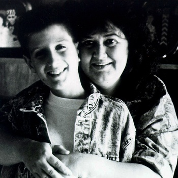 """- Ryan White and mother, Jeanne -  """"I received thousands of letters of support from all around the world, all because I wanted to go to school.""""  ~ Ryan White  (December 6, 1971 – April 8, 1990)"""