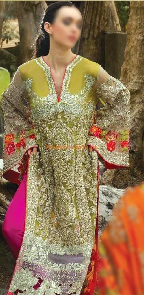 704a38f960 Zunuj luxury embroiered chiffon collection 2018 replica   Designer Master  Replicas   Pakistani dresses, Chiffon, Pakistani street style