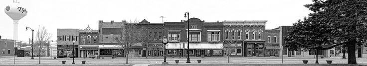 Beautiful Tipton, Iowa