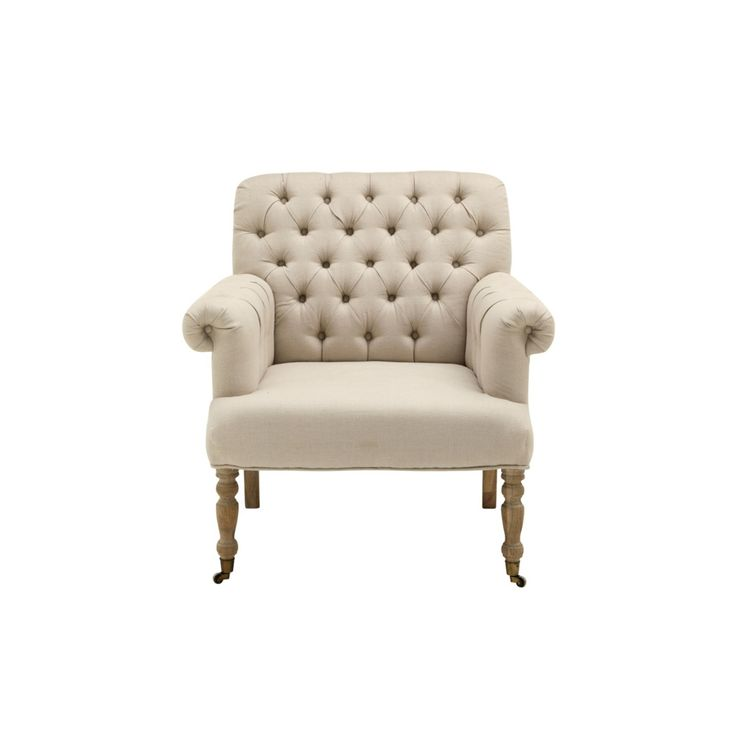 Country Style Carnaby Armchair from Domayne Online