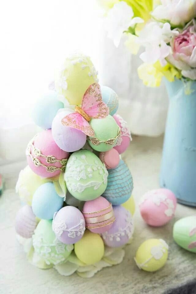 Lovely Easter colors                                                                                                                                                                                 Mais