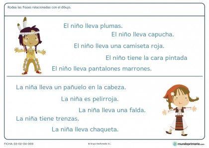 Ficha de unir palabras con imágenes para primaria