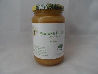 UMF manuka honing - www.honingland.nl