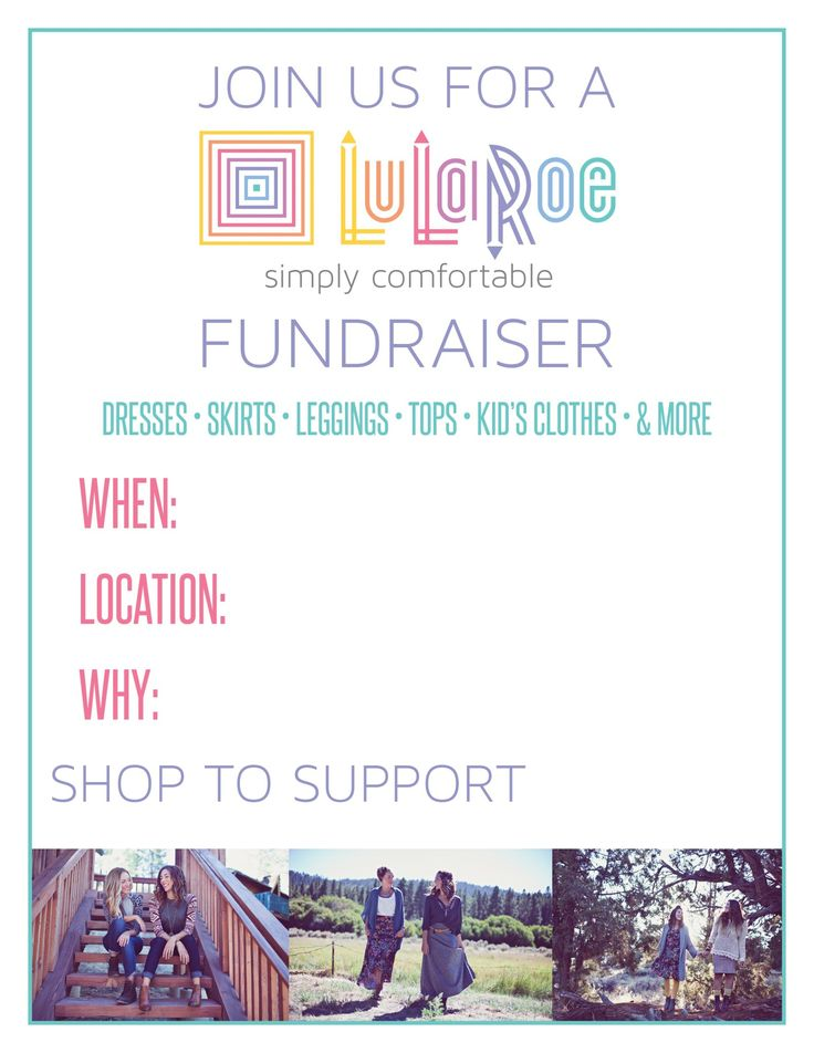 Best 25+ Lularoe fundraiser ideas on Pinterest Lula games - fundraiser invitation templates