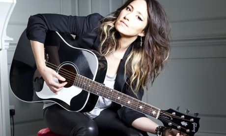 KT Tunstall- you will ALWAYS be my hero.