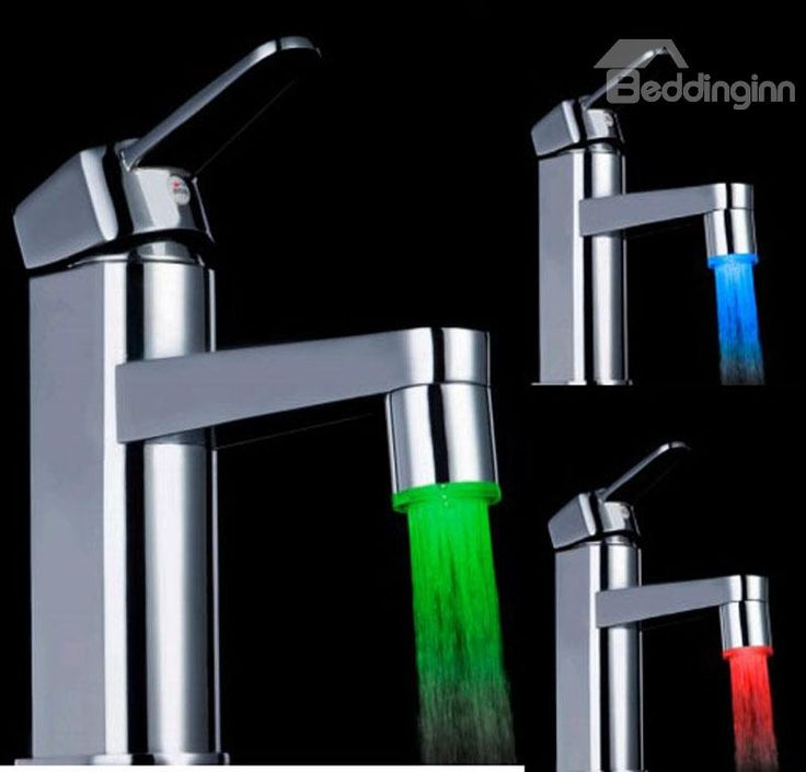 Bathroom Faucets With Lights 39 best get a faucets images on pinterest | bathroom sink faucets
