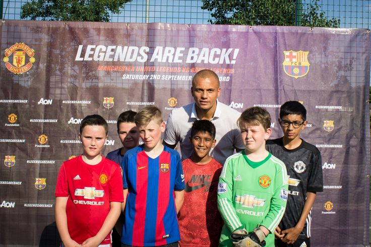 Wes Brown expecting big things from United