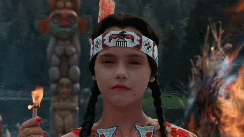 18 Times Wednesday Addams Was The Hero Young Girls Needed  @taxidermyworms
