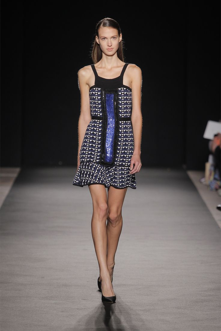 Les Copains   Verão 2013 / 2014   Milan Fashion Week