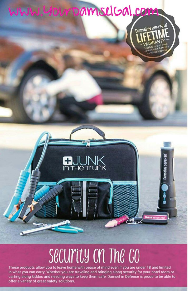 ​These products allow you to leave home with peace of mind even if you are under 18 and limited in what you can carry. Wheather you are treaveling and bringing along security for you hotel room or carting along kiddos and needing ways to keep them safe. Damsel in Defense is proud to be able to offer a variety of great safety solutions.​