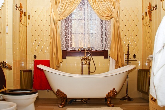 French Country Bathroom Bathrooms Pinterest