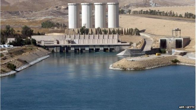 The End Time: Mosul Dam at risk of catastrophic failure