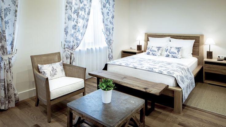 Комфортабельные номера в гостинице долины Лефкадия - ещё одна деталь в картине отличного отдыха