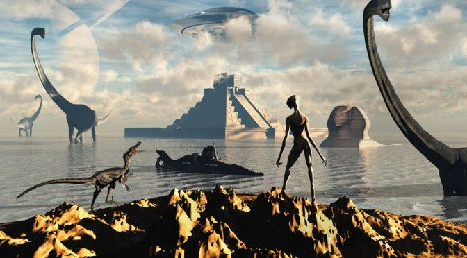 Vous ne croyez toujours pas à la vie extraterrestre? Quel que soit le mot que nous lui attribuons La source Dieu l'univers, ce qui apparaît comme la majeure