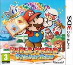 Image result for paper mario sticker star