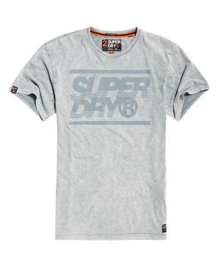 f37d404a Superdry Surplus Goods Stockwell Wash T-Shirt Superdry, Long Sleeve Tees,  Showroom,