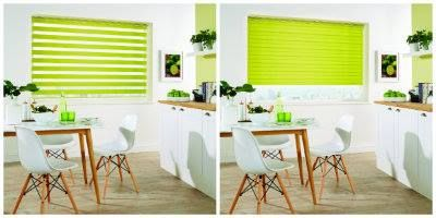 Acme Vision Blinds combine the best of Venetian and Roller blinds in a modern clever product. Vision has 2 layers of translucent and opaque horizontal striped fabric on a looped roller system. For elegance and luxury Vision Blinds are a sure way to put the finishing touches to your home decor. #InteriorDesign #VisionBlinds #WindowBlinds #CreateYourHome www.acmeblinds.com