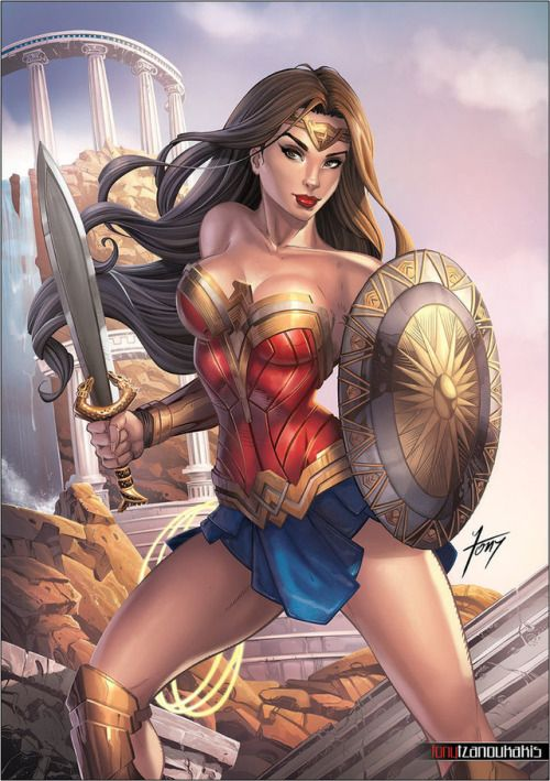 63 best Ladies of the Comics images on Pinterest