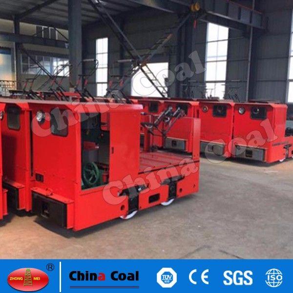 CJY10/9GP 10Tons Trolley Locomotive for Underground Mine/China Mining Locomotive Manufacture