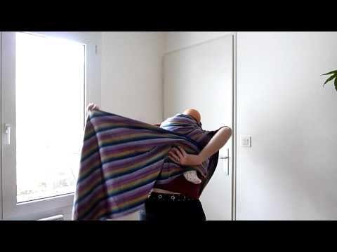 Double Hamac Dos tissée 3m60 - YouTube